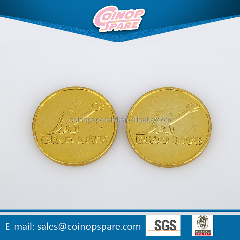 Wholesale game token coin count machine