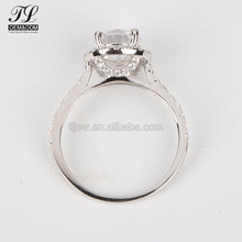 Best quatlity friend relationship cnc jewelry machine wedding ring,jewelry rings exotic
