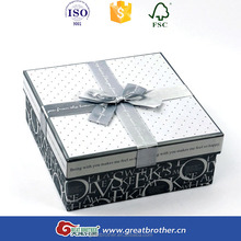 Birthday gift dedicated to each other gift paper box