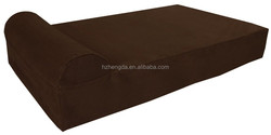 Solid Memory Foam Orthopedic Dog Pet Bed /waterproof Cover (chocolate)-hd 03