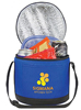 Manufacturer Round Portable Insulated Heavy Duty Cooler Bag