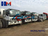 Used ISUZU commercial vehicles for sale