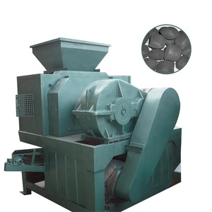 Shuliy Fashionable coal briquette making machine briquetting Roller Press Machine