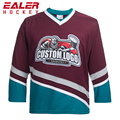 custom made quick dry fabric blank college hockey jerseys cheap sublimated jerseys