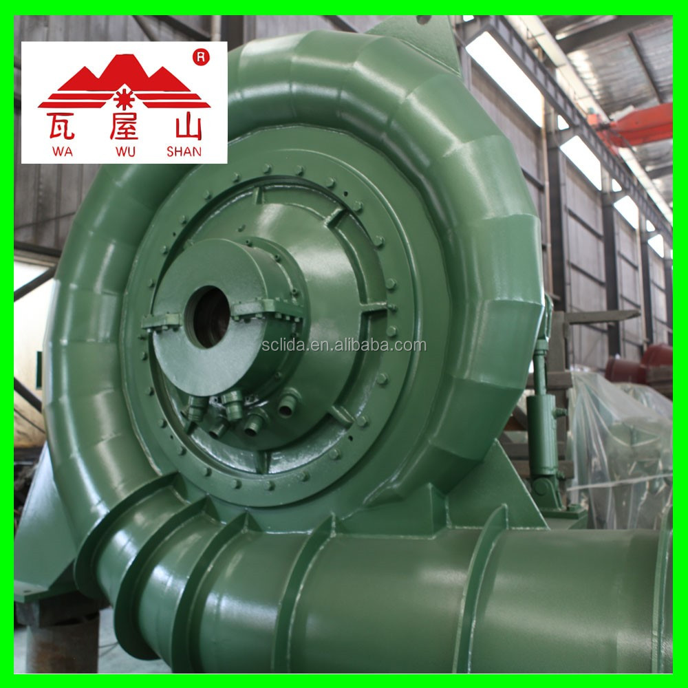export hydro power plant francis water turbine indonesia