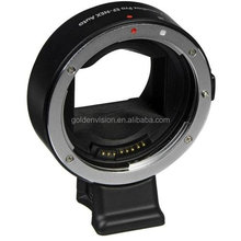 2017 OEM Customzie AF Autofocus Lens Adapter EF-NEX EOS-NEX electronical , For Canon EOS EF, EF-s Lens to For Sony NEX Alpha