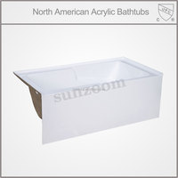 SUNZOOM bathtub basket,walk in bathtub bath tub with shower combo,walk-in-bathtub-corner