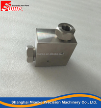 "Manufacturers direct sales wholesale waterjet spare parts 1/4""tee and 3/8""tee with best price"
