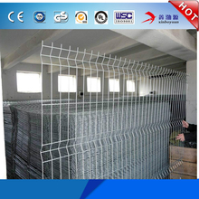 Cheap Price Clear Panel Fence Panels PVC Coated Galvanized Garden Reed Wire Mesh Fencing