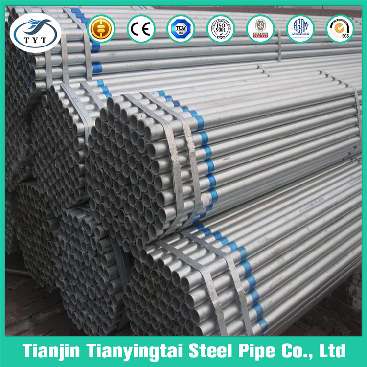 Top Quality Galvanized Steel Pipes for Best Price