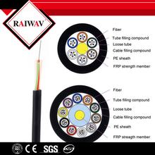 Outdoor GYFTY Fiber Optic Cable Light
