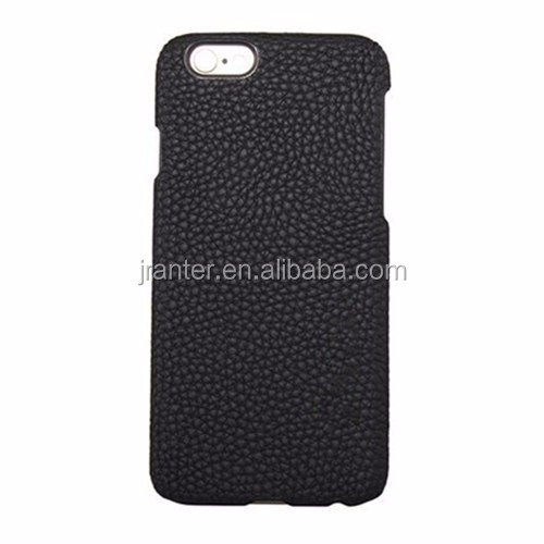 Customized Brand Leather Case for iPhone 5 Back Cover for iPhone5s Cover