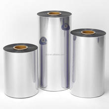 Radiant barrier cold laminating cpp metalized film