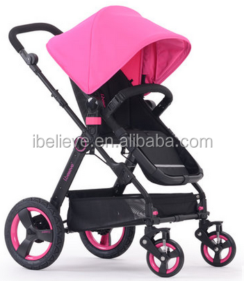 I-S021 Aurora Multifunctional Integrated Nylon Fabric Buggy Board