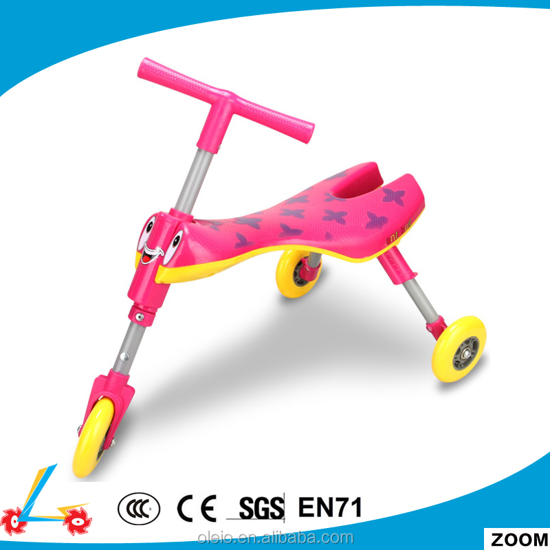 plastic 3 wheel tricycle for children