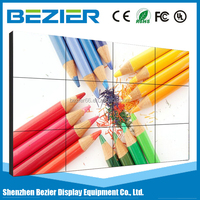 55 Inch Ultra Narrow Bezel 5.3mm hot sale Video Wall display and touch screen