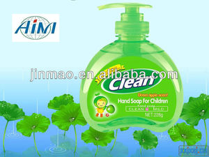 Green Apple Hand Sanitizer for Kids OEM and ODM