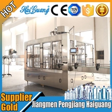 Factory direct automatic haiguang 330ml bottle filling machine