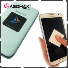 Customized OEM printed magic microfiber screen cleaner cell phone