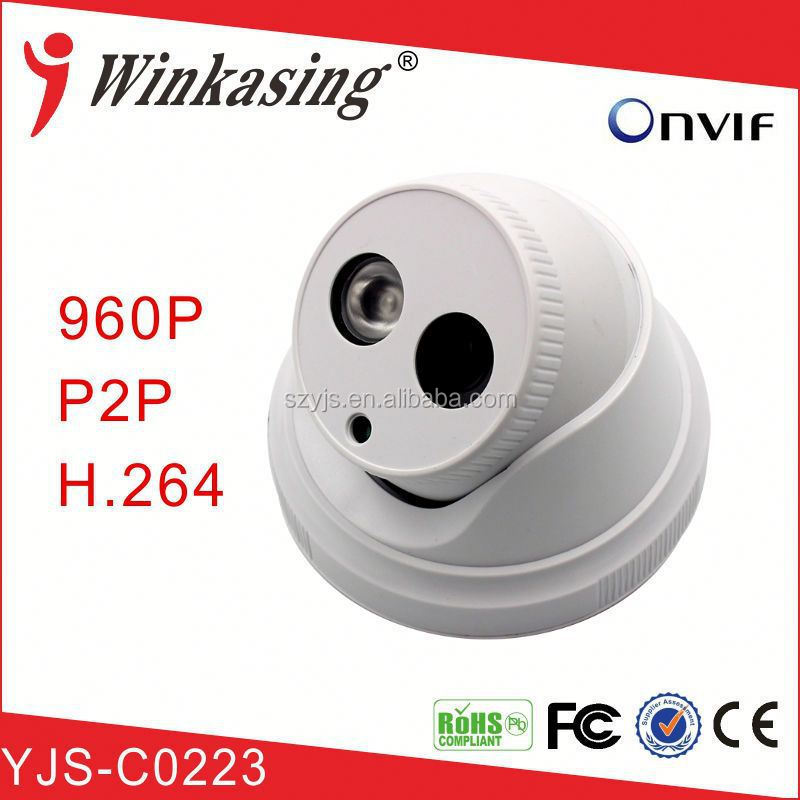 Best selling 12v hidden wifi ip camera night vision for cctv system YJS-C0223