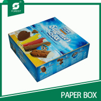 WHOLESALE CUSTOM PAPER CARDBOARD COOKIE GIFT BOX SUPPLIER