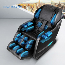 Best' Model From 3D Massage Chair loud Speaker 64 Airs Heating Function machine weight loss vibrator g5 body massager