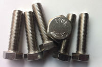 stainless steel 316L bolts