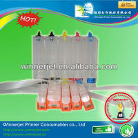 continuous ink supply system for Canon IP3600 IP4600 IP4700 MP540 620 630 980