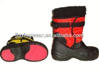 New Injection girls colorful boots for outdoor and promotion,light and comforatable