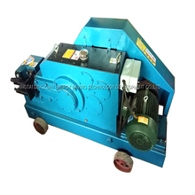 Reinforcing Steel Wire Bar Rebar Cutting Machine/Electric Automatic Steel Bar Cutter Rebar Machine