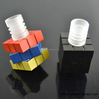 Hottest! wholesale pricing for the new arrival colorful magic cube rda rubik rda