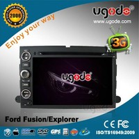 ugode 7 inch car DVD with GPS for Ford Mustang 2007-2009