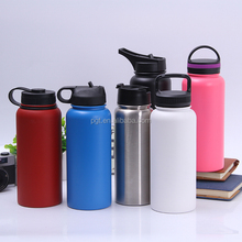 Hot PG-W001 snowman teapot milk thermos bottle coffee mug cover silver drinking cup hot-water bottle 2l water bottle