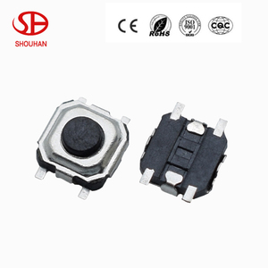 3x3x1.5mm push button switch use for bluetooth earphone volume control