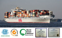 Sea freight Service from Shenzhen China to Muscat,Oman