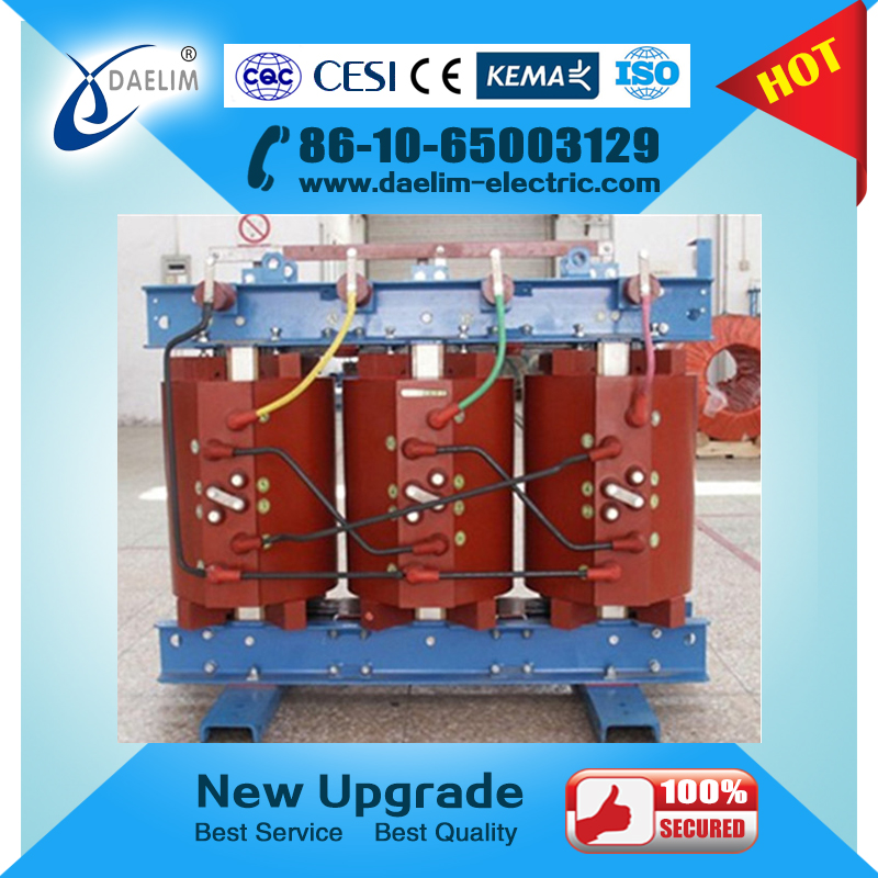 Price of Two Winding Dry Type Three Phase Transformer 22kv/415v 500kva