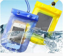 Waterproof Case with Armband and Compass,Cell Phone Dry Bag Compatible for many cell phone