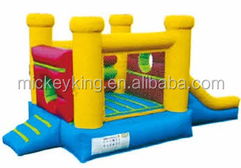 JMQ-P133E Inflatable bouncers/inflatable jumper/bounce houses for kids