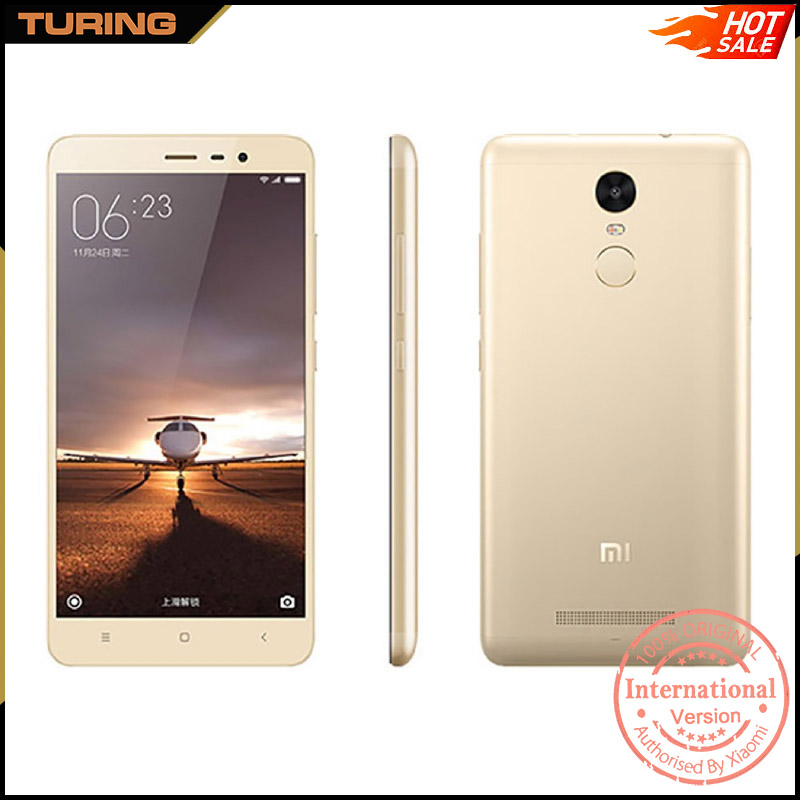 Xiaomi Redmi Note 3 Red Mi Note3 Java Games Touch Wireless GSM Sim Cordless Cheapest 3G Smartphone Mobile Phone Android