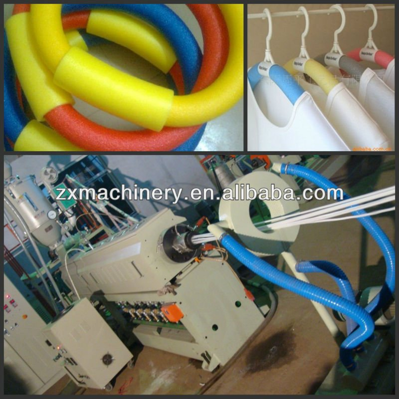 Supplying EPE Foam Sheet Extrusion Line for making EPE foam rod