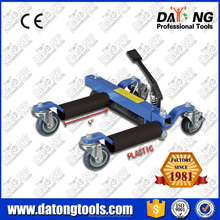1500LBS Hydraulic Wheel Dolly Lift Hoist Moving Vehicle