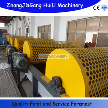 New Design High Output PP PE Plastic film squeezing dewatering machine plastic film drying machine