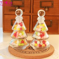 christmas tree colorful fruit filled hard candy
