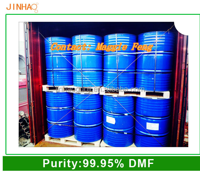 Petrochemical industry, dye material, leatheroid of Dimethyl formamide / DMF CAS NO.: 68-12-2