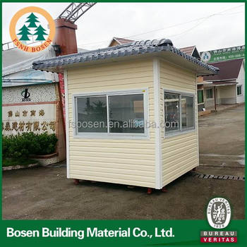 Moveable china low cost kit homes