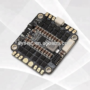DYS BLHeli_s F20A 4-in-1ESC support 2-4S 5V/12V 3A BEC oneshot125/42 multishot and Dshot150/300/600 for FPV Racer