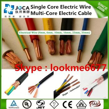 Ho7v-k Nyaf Cable Electric Wire Battery Cable Wire - Buy Ho7v-k Nyaf ...