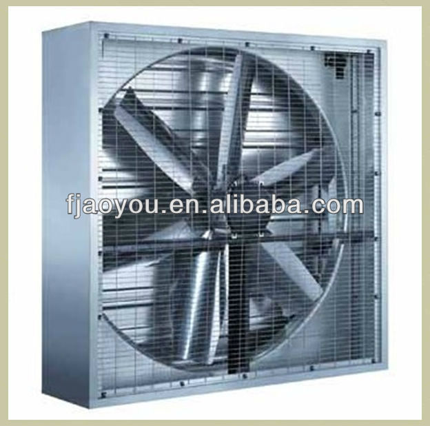 professional portable exhaust fan for agriculture