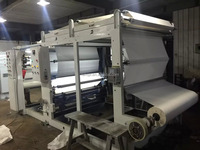 ASY-2800A gravure printing 2 colour PP film machine