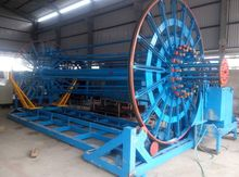 precasting cement drainage pipe wire cage welding machine